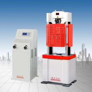WES-600D数显式液压万能试验机