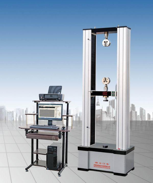 微机控制电液伺服弹簧疲劳试验机