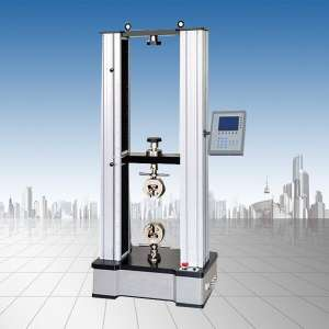 WDS-20液晶显示电子拉力试验机